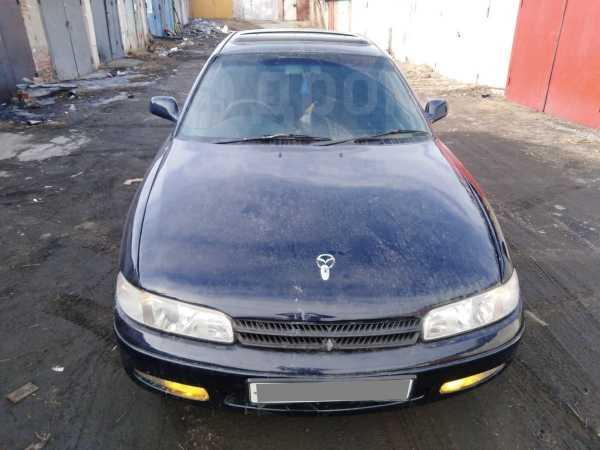 Mazda Efini MS-6, 1993 год, 130 000 руб.