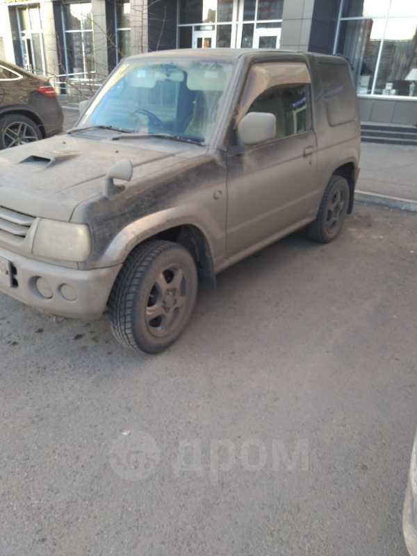 Mitsubishi Pajero Mini, 2006 год, 280 000 руб.