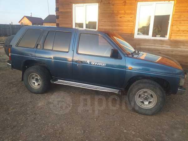 Nissan Terrano, 1994 год, 265 000 руб.