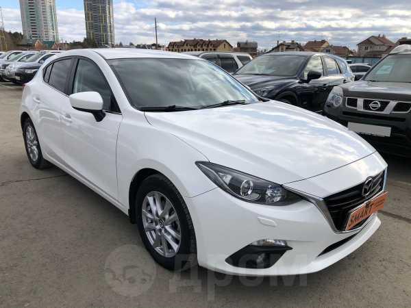 Mazda Mazda3, 2015 год, 899 000 руб.