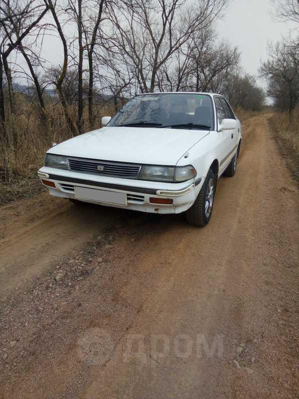 Toyota Corona, 1989 год, 100 000 руб.