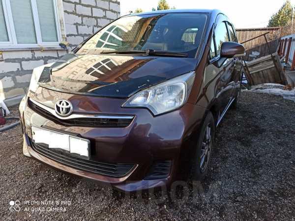 Toyota Ractis, 2010 год, 565 000 руб.