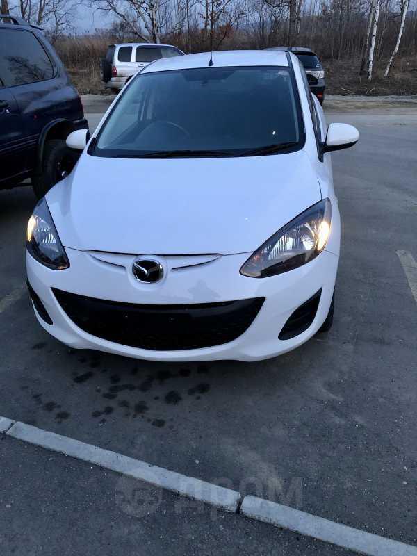 Mazda Demio, 2014 год, 410 000 руб.