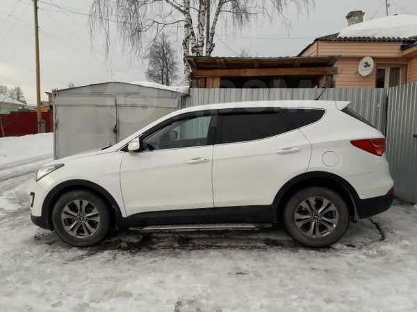 Hyundai Santa Fe, 2013 год, 1 100 000 руб.