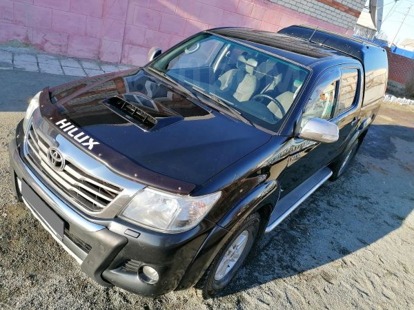 Toyota Hilux Pick Up, 2011 год, 1 149 000 руб.