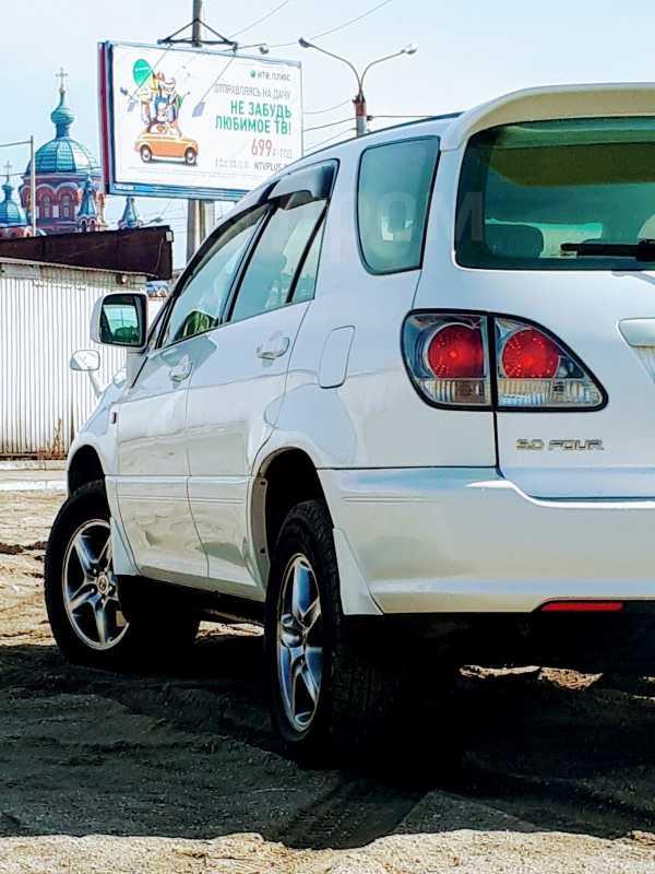 Toyota Harrier, 2002 год, 638 000 руб.