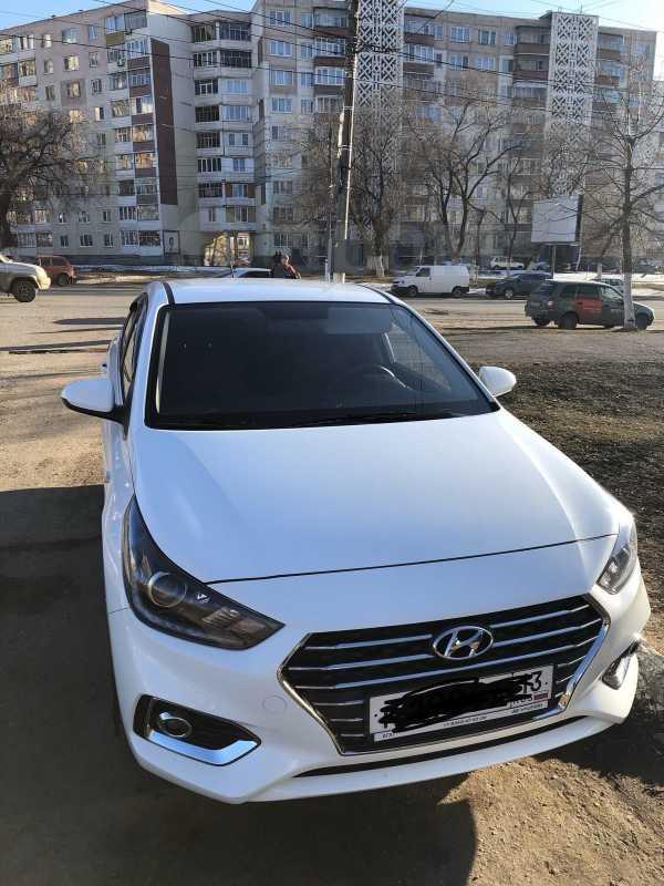 Hyundai Solaris, 2019 год, 950 000 руб.