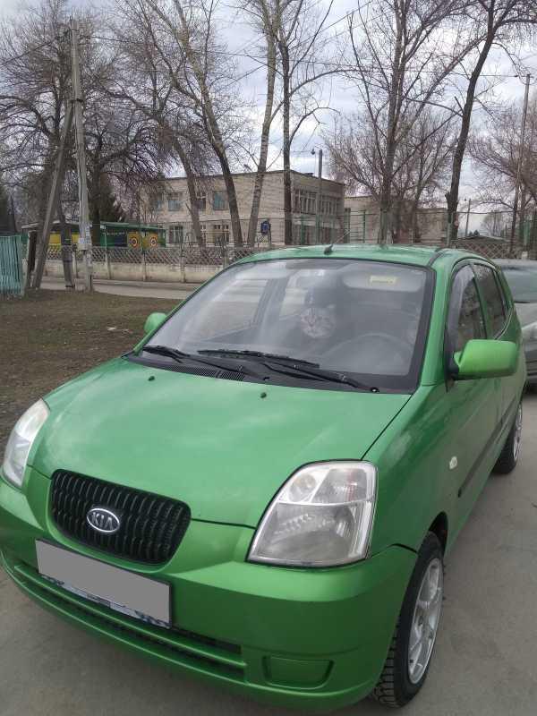 Kia Picanto, 2005 год, 165 000 руб.