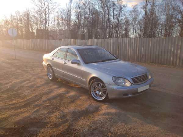 Mercedes-Benz S-Class, 2000 год, 290 000 руб.