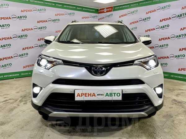 Toyota RAV4, 2016 год, 1 620 000 руб.
