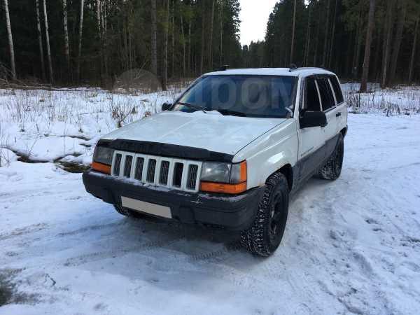 Jeep Grand Cherokee, 1996 год, 125 000 руб.