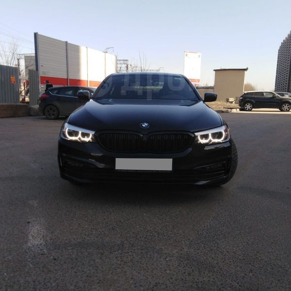 BMW 5-Series, 2019 год, 2 600 000 руб.