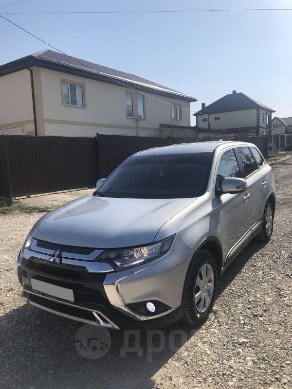 Mitsubishi Outlander, 2019 год, 1 460 000 руб.