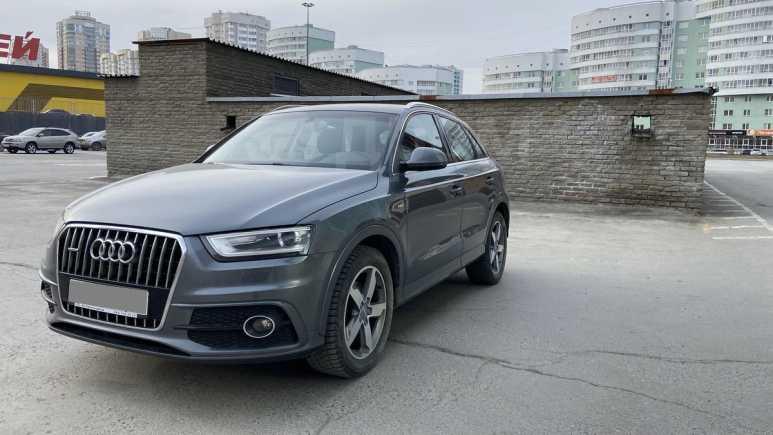 Audi Q3, 2013 год, 1 090 000 руб.