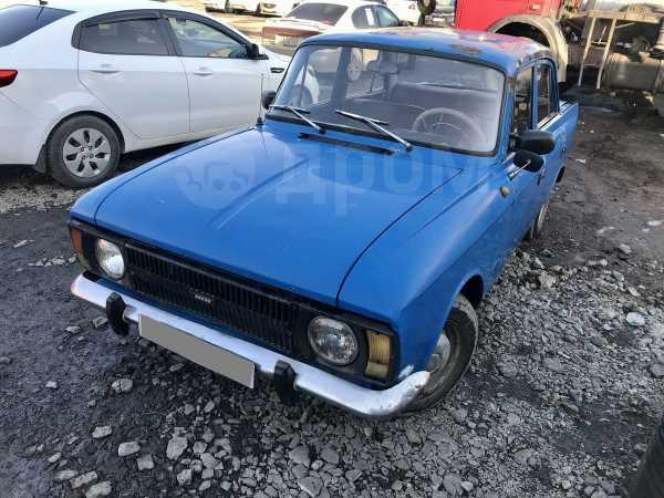Москвич 412, 1982 год, 22 000 руб.