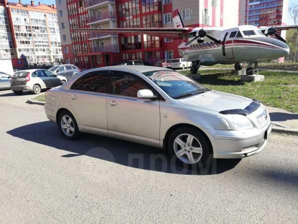 Toyota Avensis, 2006 год, 440 000 руб.