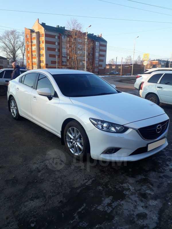 Mazda Mazda6, 2014 год, 910 000 руб.
