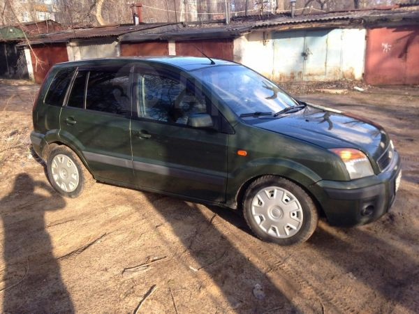 Ford Fusion, 2006 год, 165 000 руб.