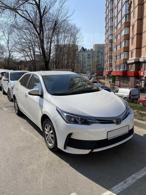 Toyota Corolla, 2018 год, 950 000 руб.