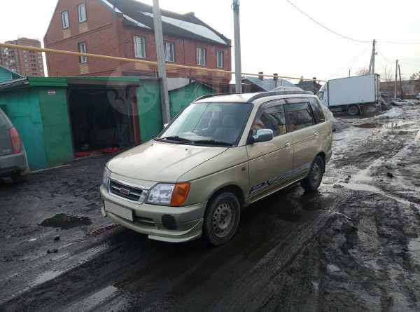 Daihatsu Pyzar, 1996 год, 140 000 руб.