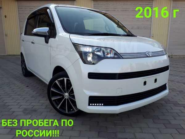 Toyota Spade, 2016 год, 689 000 руб.