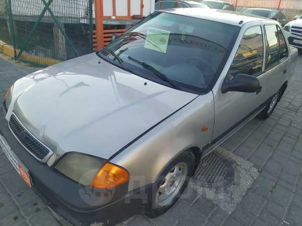 Suzuki Swift, 2003 год, 134 000 руб.