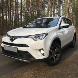 Брянск Toyota RAV4 2017