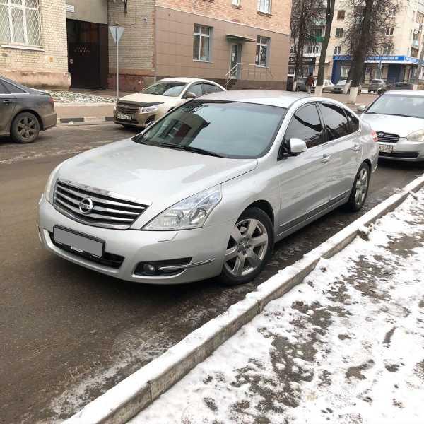 Nissan Teana, 2008 год, 535 000 руб.