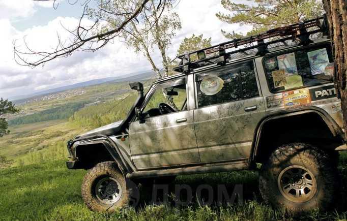 Nissan Patrol, 1988 год, 1 200 000 руб.