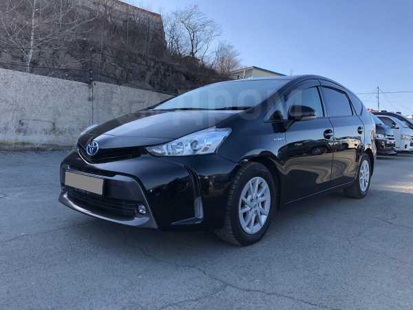 Toyota Prius a, 2015 год, 1 010 000 руб.