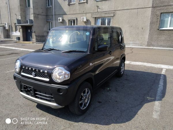 Suzuki Hustler, 2015 год, 405 000 руб.