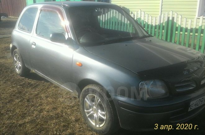 Nissan March, 1998 год, 70 000 руб.