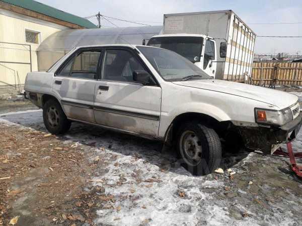 Nissan Langley, 1989 год, 20 000 руб.