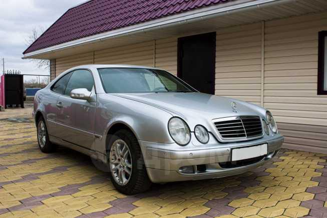 Mercedes-Benz CLK-Class, 2001 год, 415 000 руб.