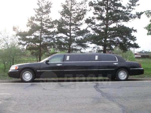 Lincoln Town Car, 1999 год, 600 000 руб.