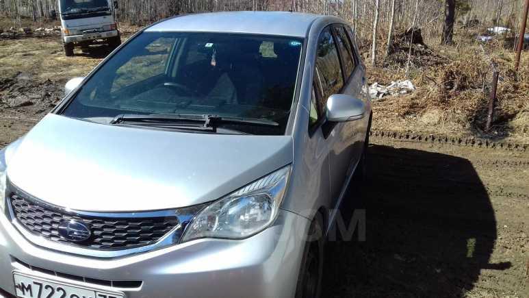 Subaru Trezia, 2015 год, 570 000 руб.