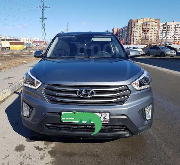 Hyundai Creta, 2018 год, 1 400 000 руб.