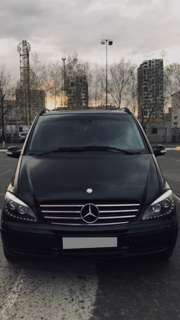 Mercedes-Benz Viano, 2009 год, 1 100 000 руб.