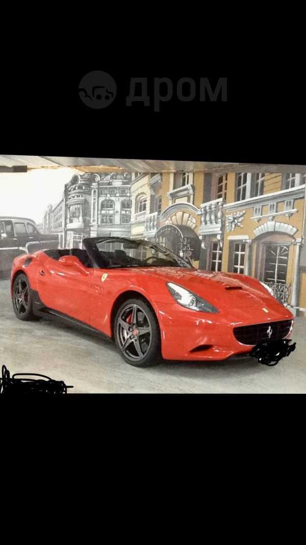 Ferrari California, 2010 год, 6 400 000 руб.