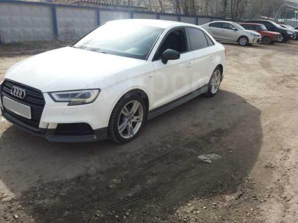 Audi A3, 2018 год, 1 350 000 руб.