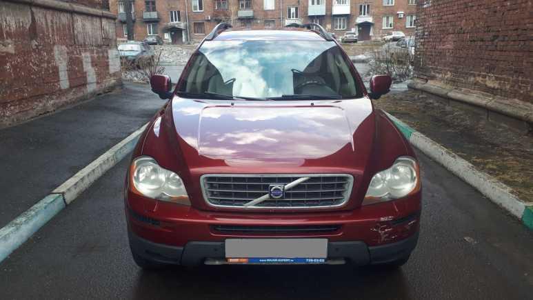 Volvo XC90, 2007 год, 695 000 руб.