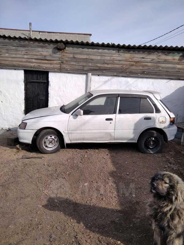 Toyota Starlet, 1992 год, 50 000 руб.