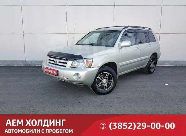 Toyota Highlander, 2004 год, 670 000 руб.