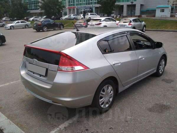 Honda Insight, 2010 год, 465 000 руб.