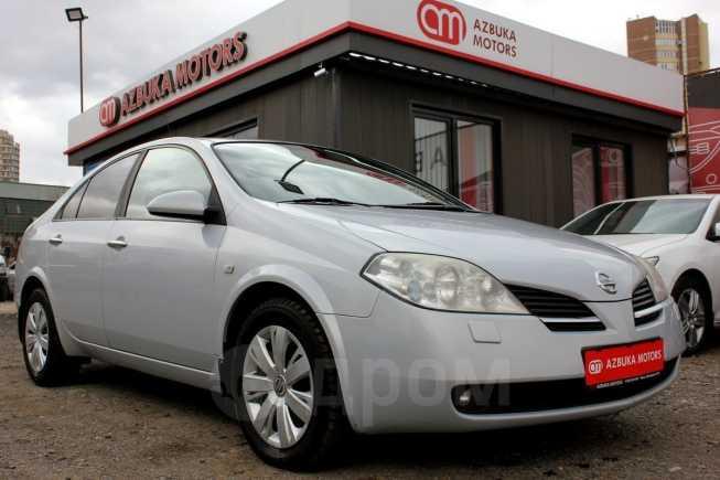 Nissan Primera, 2007 год, 315 000 руб.