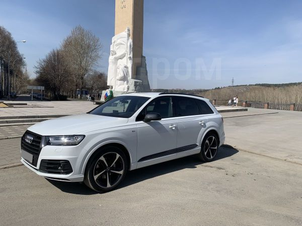 Audi Q7, 2017 год, 3 850 000 руб.