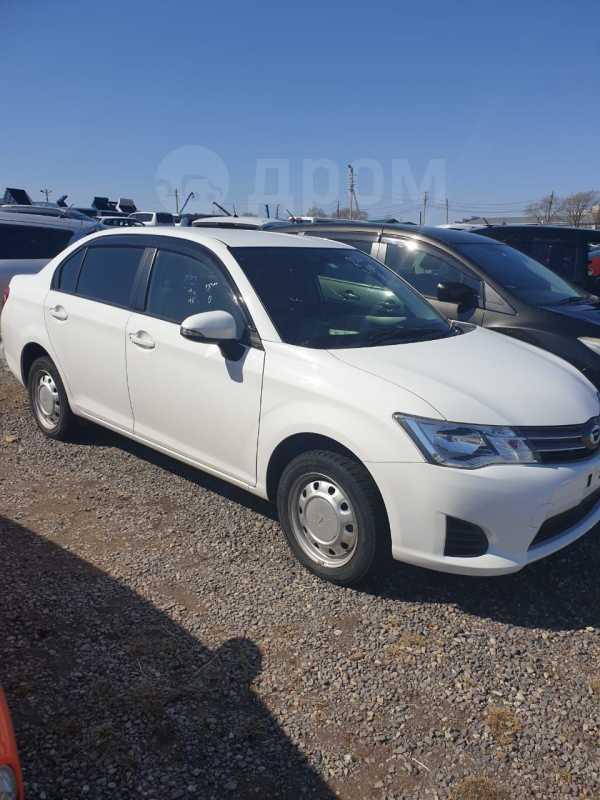 Toyota Corolla Axio, 2014 год, 590 000 руб.