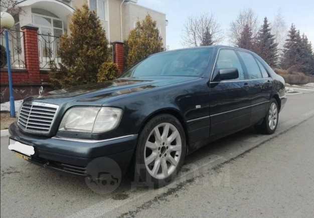Mercedes-Benz S-Class, 1998 год, 390 000 руб.