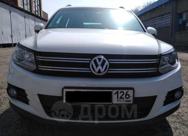 Volkswagen Tiguan, 2014 год, 795 000 руб.