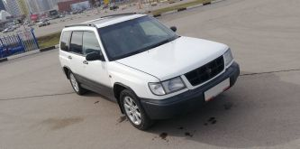 Москва Forester 1998